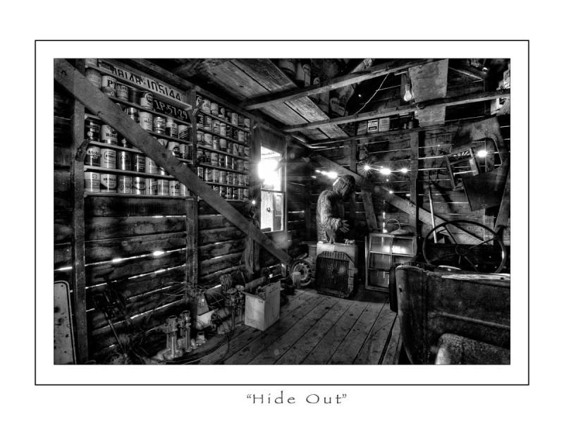 hideout